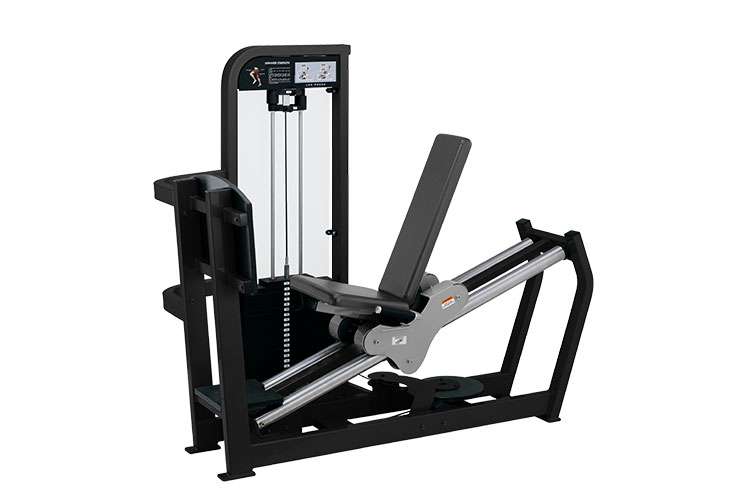Beinpressmaschine von Hammer Strength