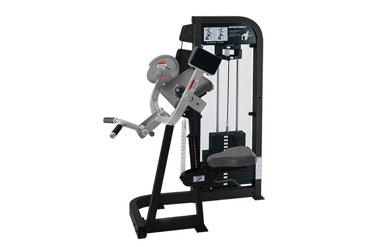 bizepscurlmaschine von hammer strength power fitness center. Black Bedroom Furniture Sets. Home Design Ideas