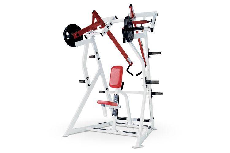 Dorian Yates Rudermaschine von Hammer Strength