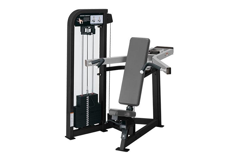 Schulterdrückmaschine von Hammer Strength