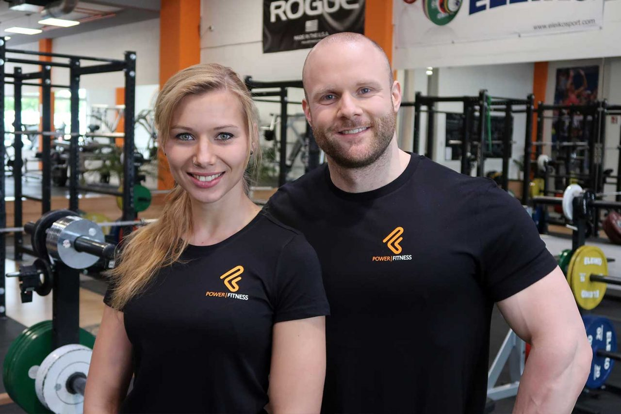 Power Fitness Shirts