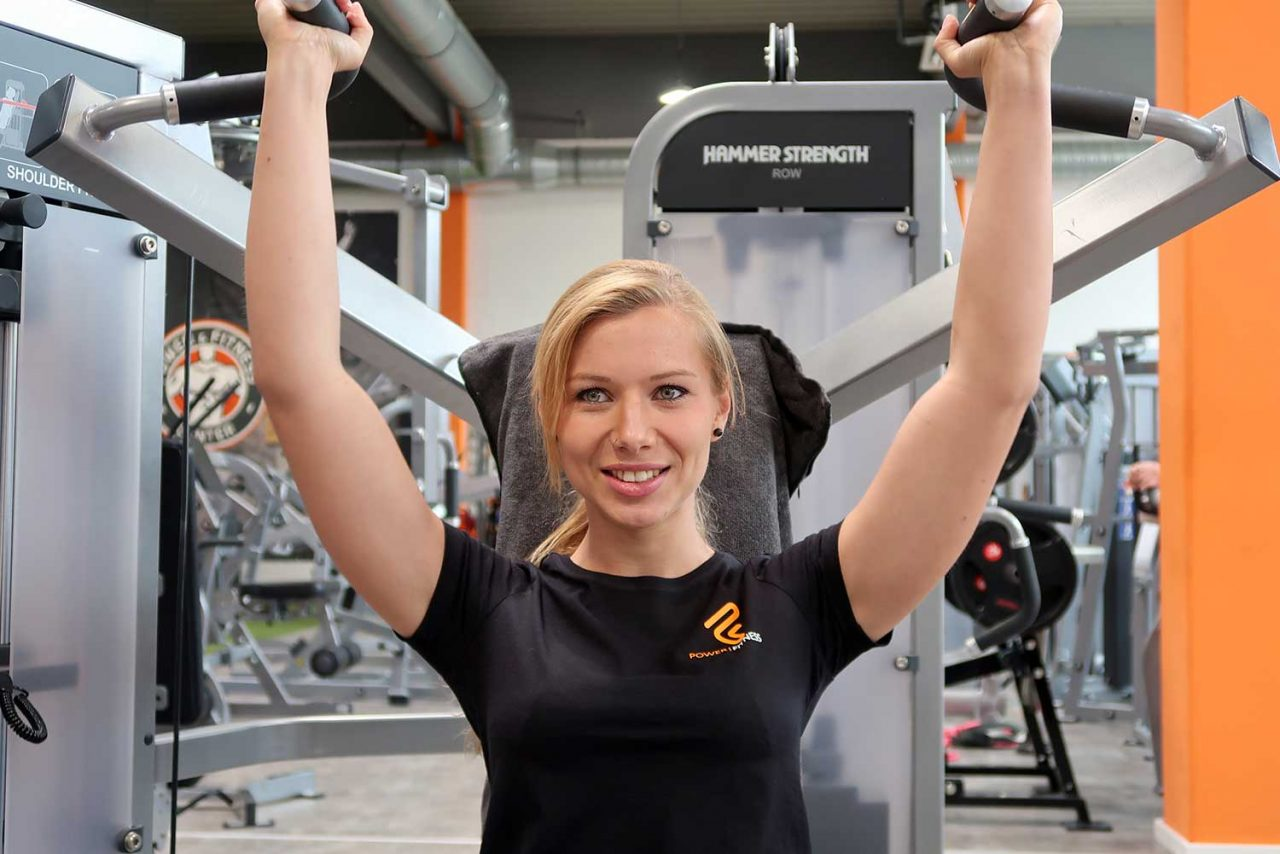 Power Fitness Damen-Shirt